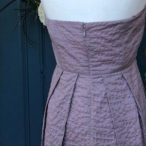 J.crew lavender dress